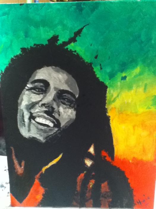 Bob Marley par marieee1995